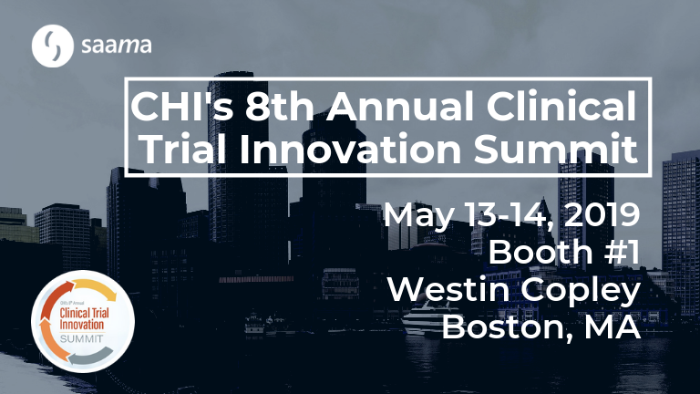 CHI's 8th Annual Clinical Trial Innovation Summit mobile