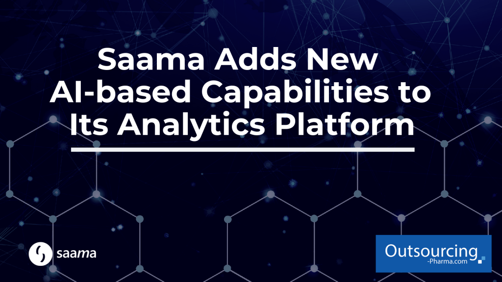 New LSAC Capabilities Covered by Outsourcing-Pharma - Saama